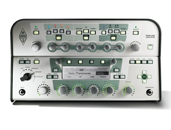 Kemper Profiler Head