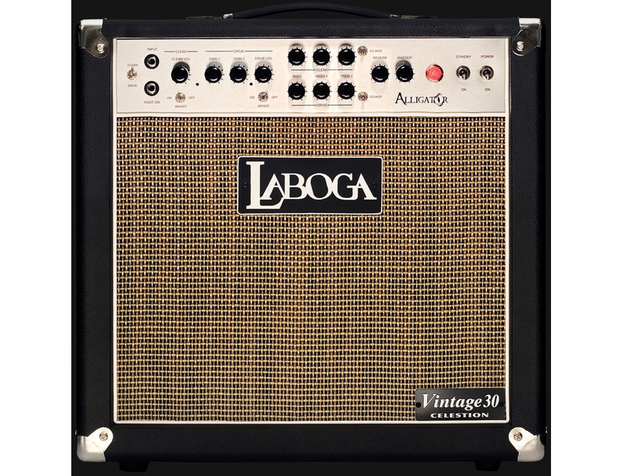 Laboga Alligator 50W 1X12 Combo