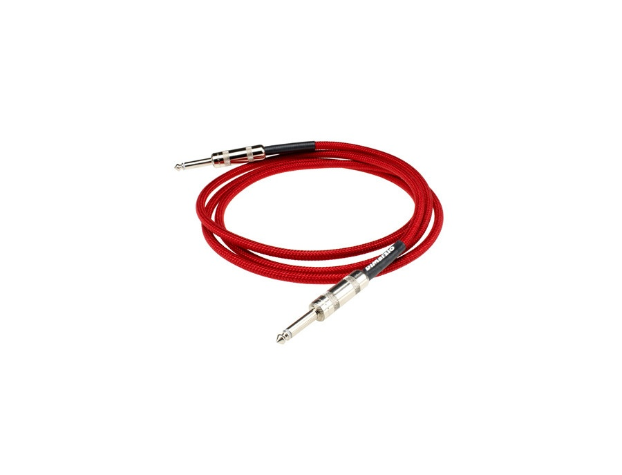 DiMarzio Instrument Cable EP1700 Red