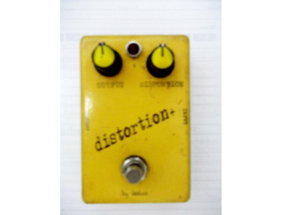MXR Distortion Plus Clone by Lelus