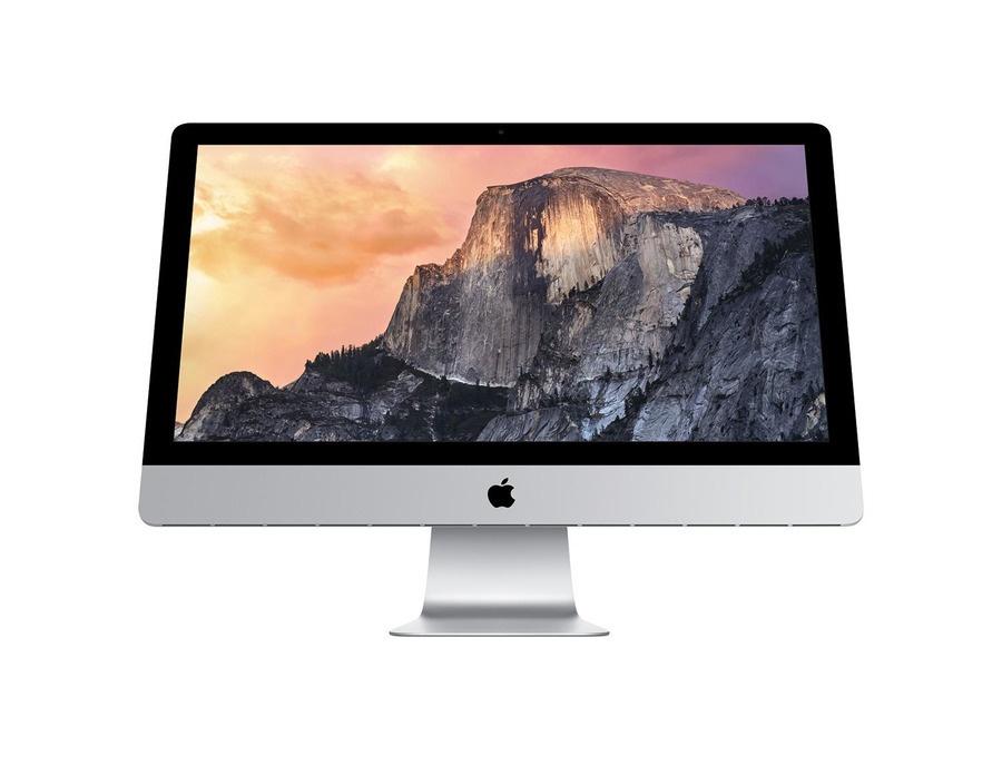 iMac 27 Retina 2014