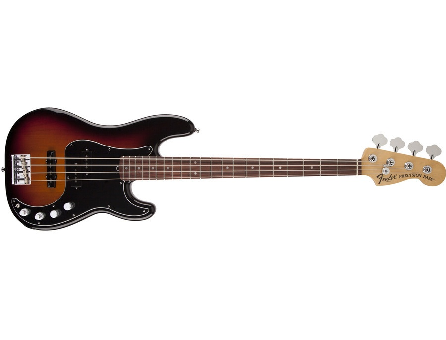 Fender American Deluxe Precsion Bass