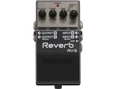 Boss rv 6 reverb s