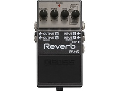 Boss rv 6 reverb s