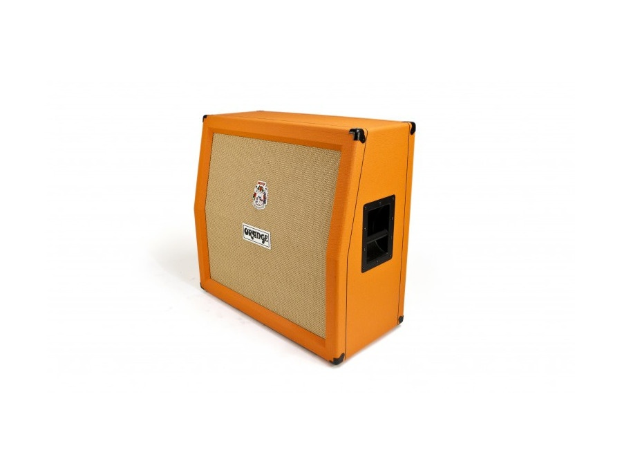 Orange PPC412AD Angled Speaker Cabinet