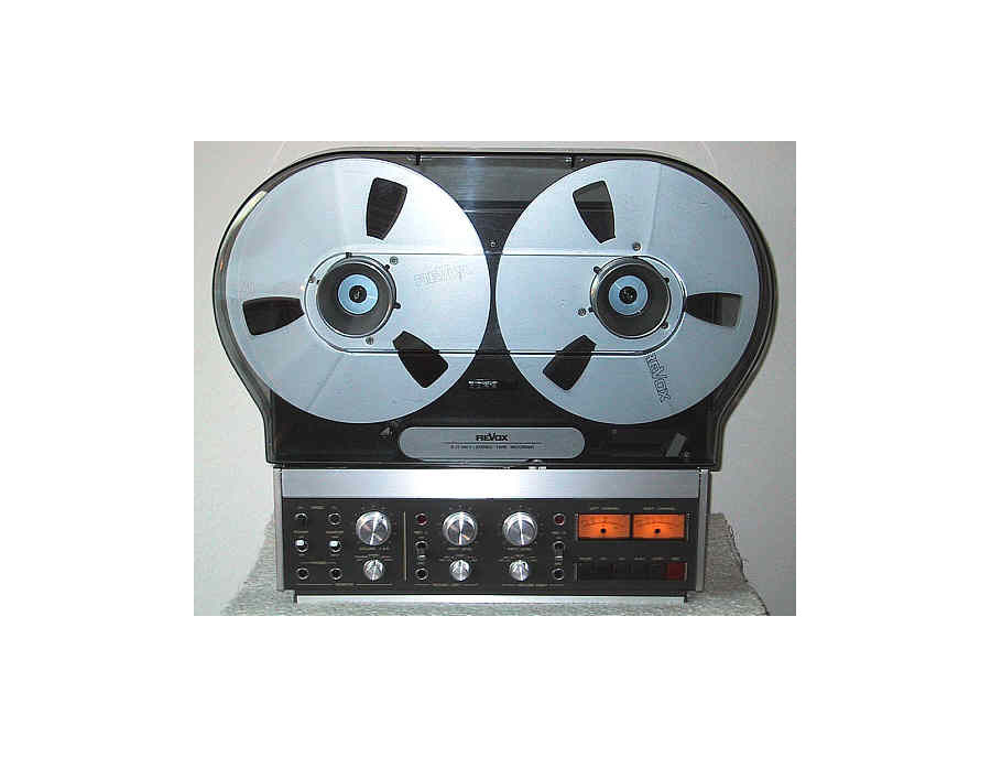 Revox b77 tape recorder xl