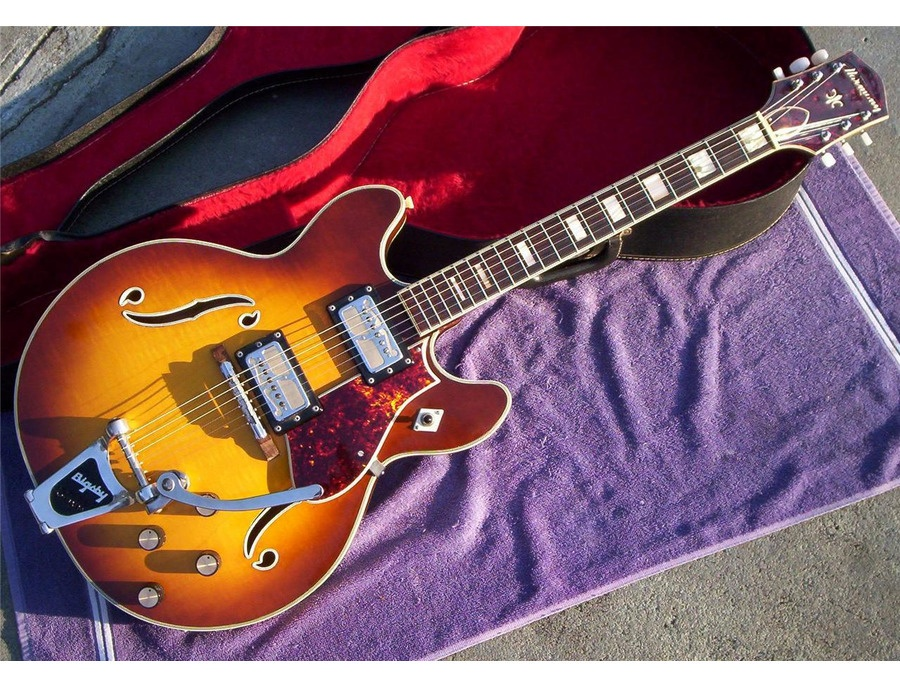 Harmony H71 Electric Hollowbody