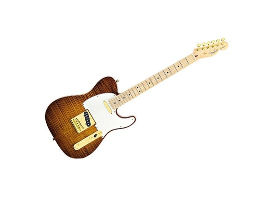 Fender Select Telecaster Violin Burst