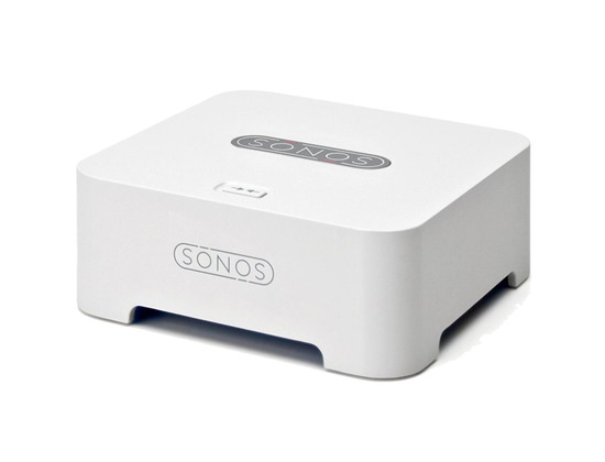 Sonos BRIDGE Wireless HiFi System