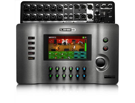 Line 6 StageScape M20D Mixer