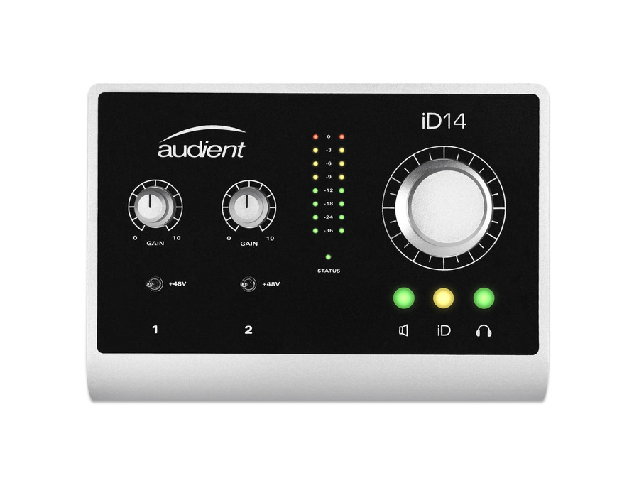 Audient id14 xl