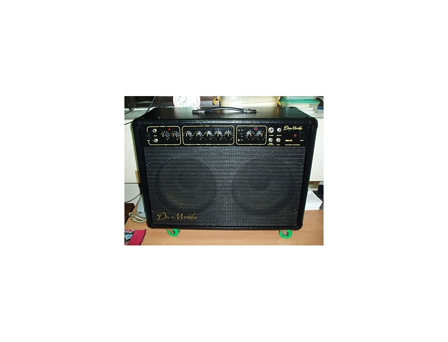 Dean Markley dmc-80 amp