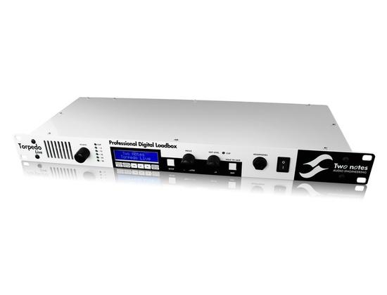 Two Notes Torpedo Live Digital Loadbox and Speaker Simulator