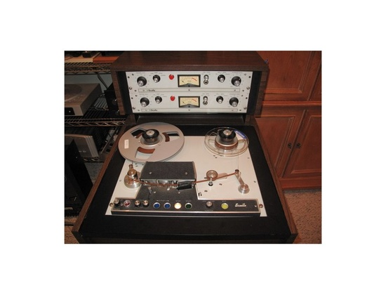 Vintage Scully Master/Multitrack Tape Machine
