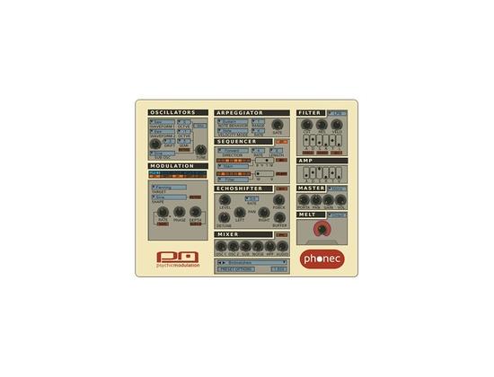 Psychic Modulation Phonec VST instrument