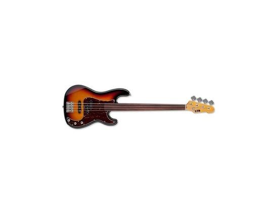 ESP Fretless J/P Bass Guitar