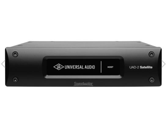 Universal Audio UAD-2 Satellite Thunderbolt - QUAD Custom