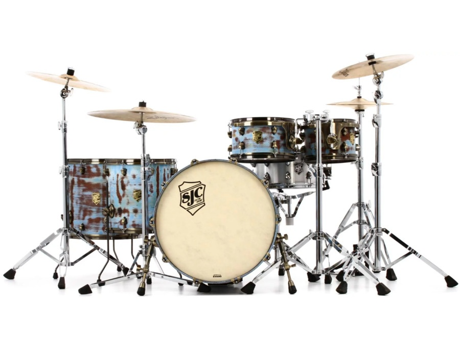 SJC Custom Drum Kit