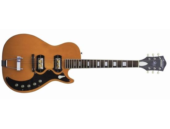 Harmony Stratotone Jupiter H49 Guitar