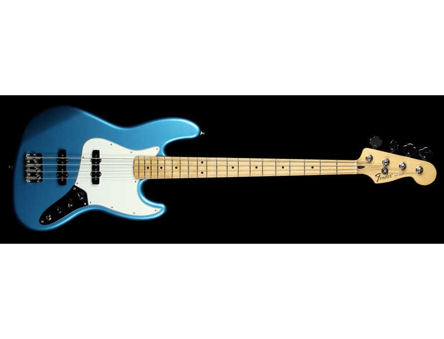 Fender Mexican Jazz Bass - Lake Placid Blue
