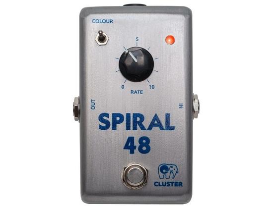 Cluster Spiral-48