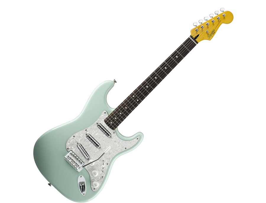 Squier Vintage Modified Stratocaster Surf Electric Guitar