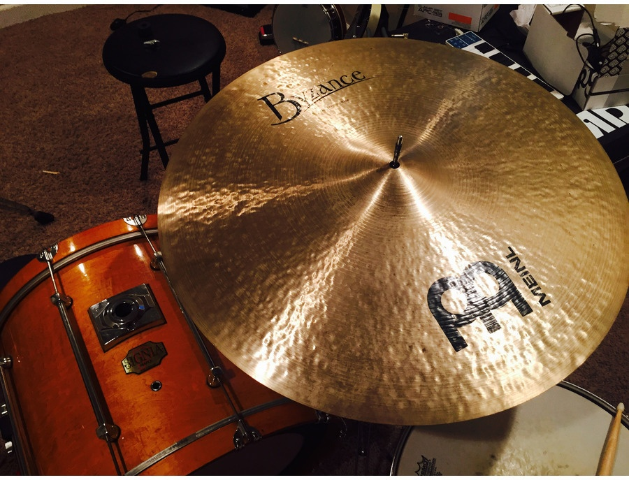"Meinl Byzance Traditional 24"" Medium Ride"
