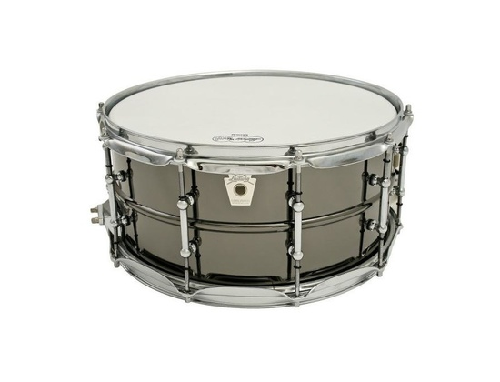 Ludwig Black Beauty 6.5 x 14 Snare Drum