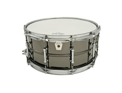 Ludwig black beauty 6 5 x 14 snare drum s