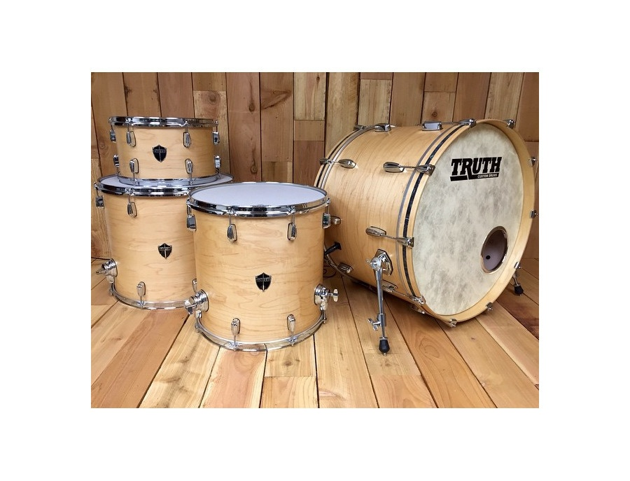 Truth custom drums mike fuentes kit xl