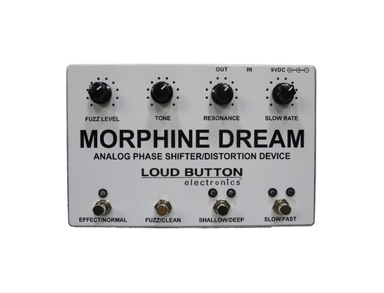 Loud Button Morphine Dream