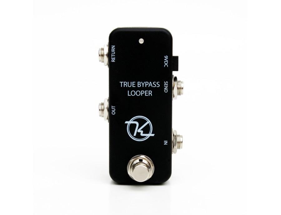 Keeley True Bypass Looper