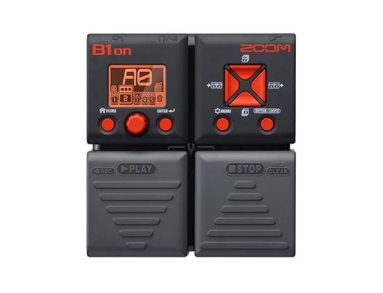 Zoom B1on Multieffects Processor
