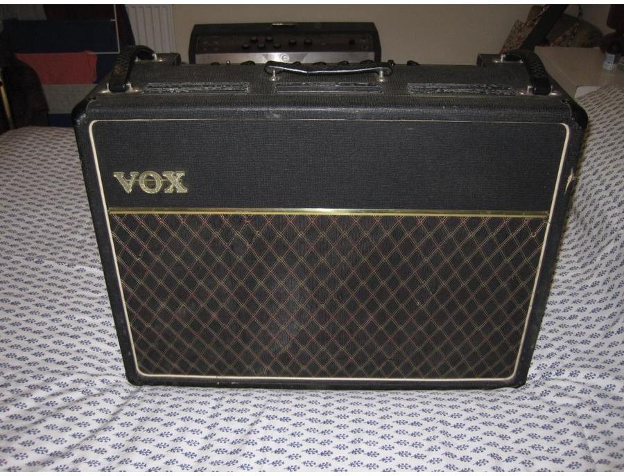Vox AC30 Dallas Arbiter 70's