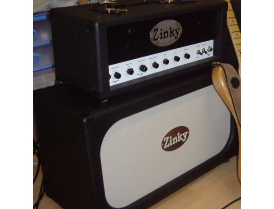 Zinky Mofo 60W modified with F/X loop and 12 X 2 Cab