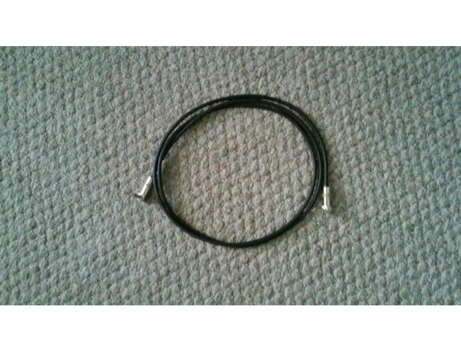 Homebrew guitar cables