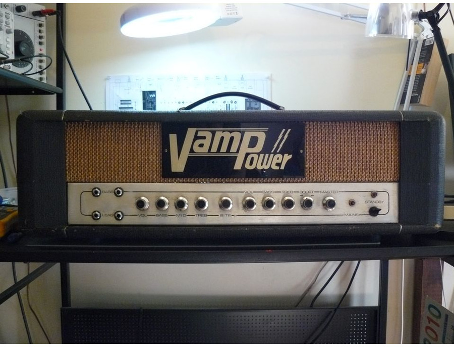 Vampower Leadmaster 100 watt head