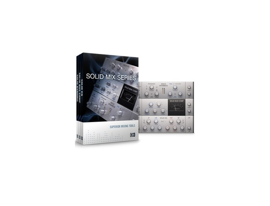 Native Instruments Solid Mix Series