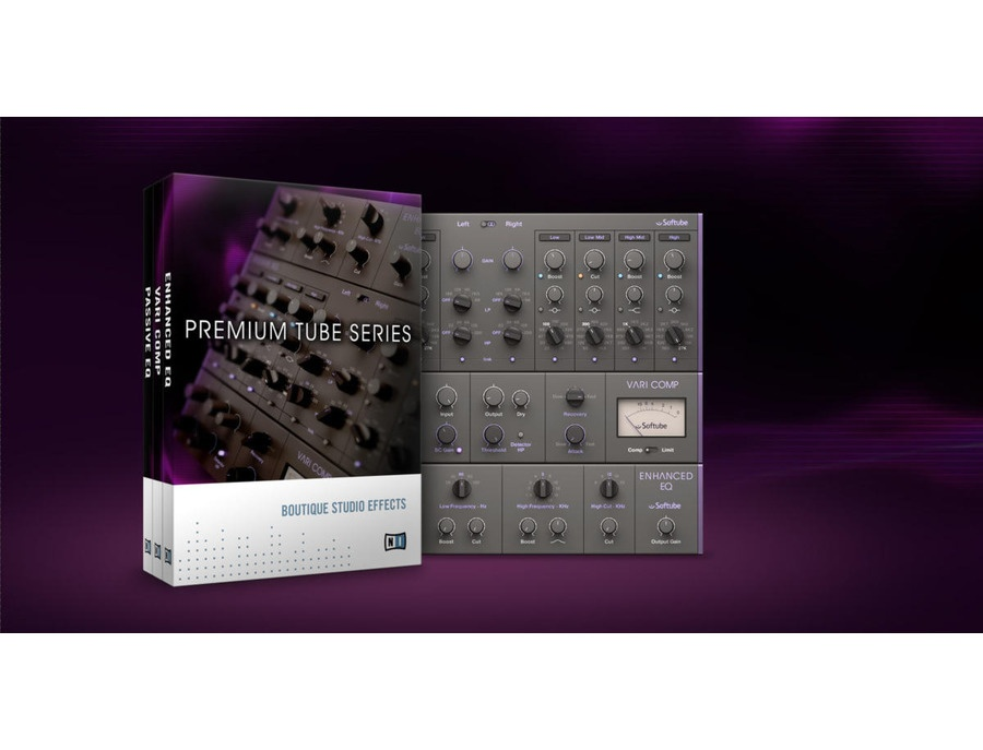 Native Instruments Premium Tube Series