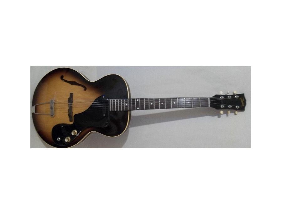 Vintage Gibson ES-120 TD Acoustic Guitar