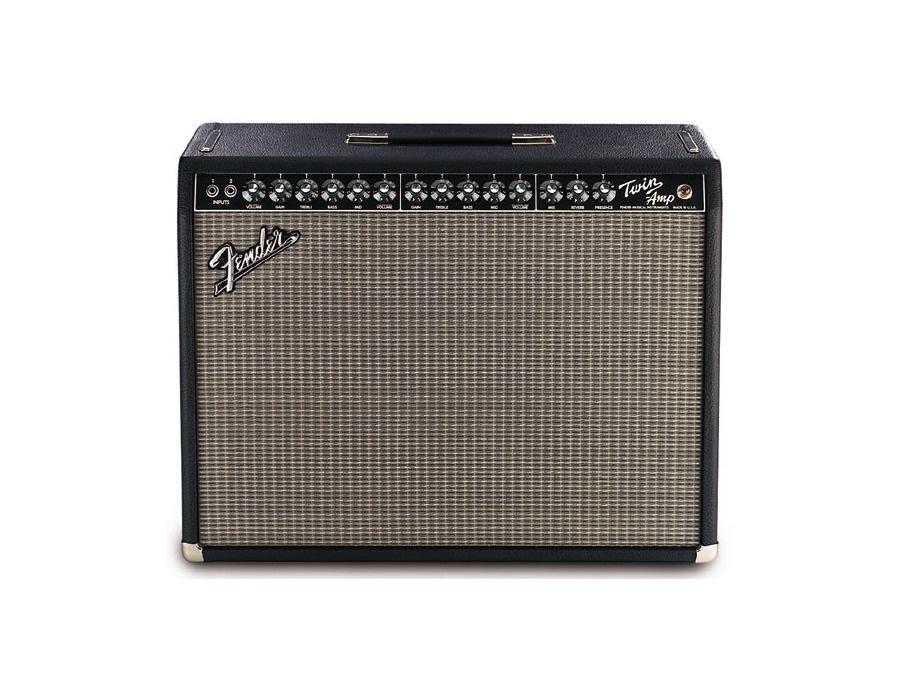 Fender twin amp xl