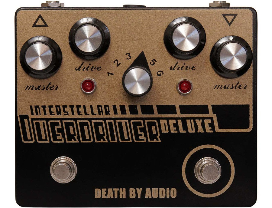 Death by audio interstellar overdriver deluxe xl