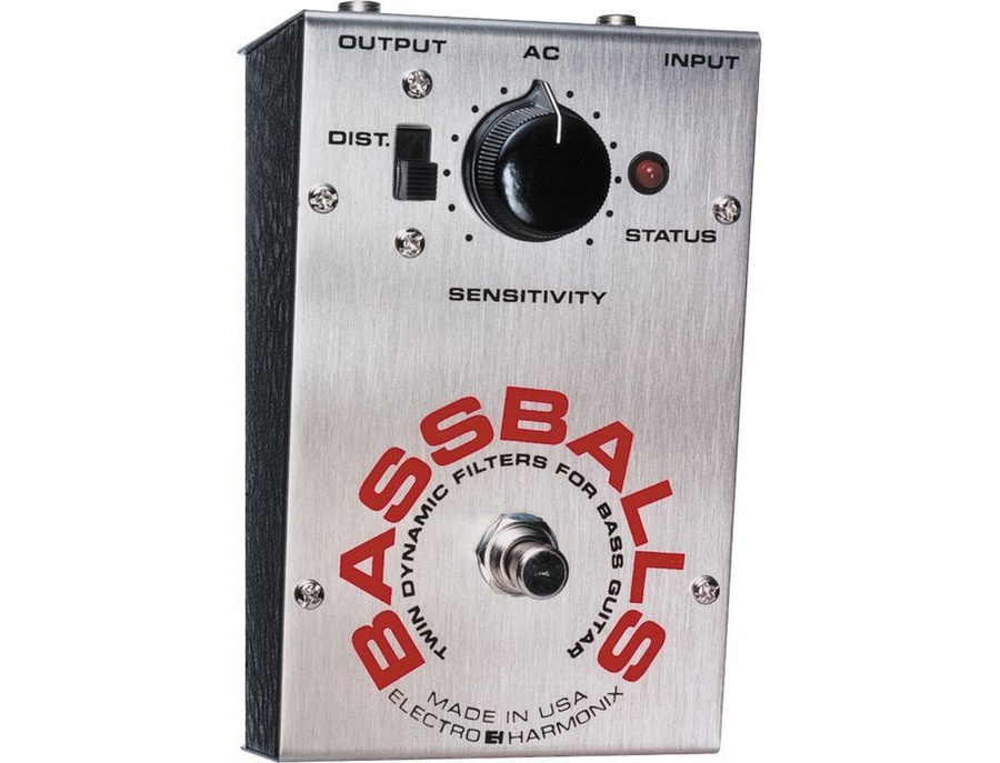Electro-Harmonix USA Bassballs Twin Envelope Follower
