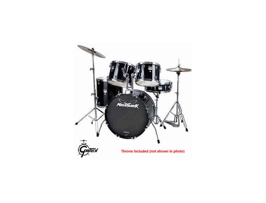 Gretsch Nighthawk Drum Set