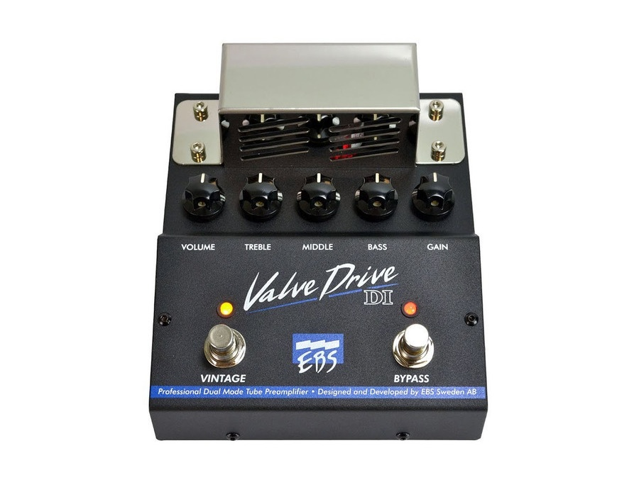 EBS Valve Drive DI Signature Drive Bass Pedal