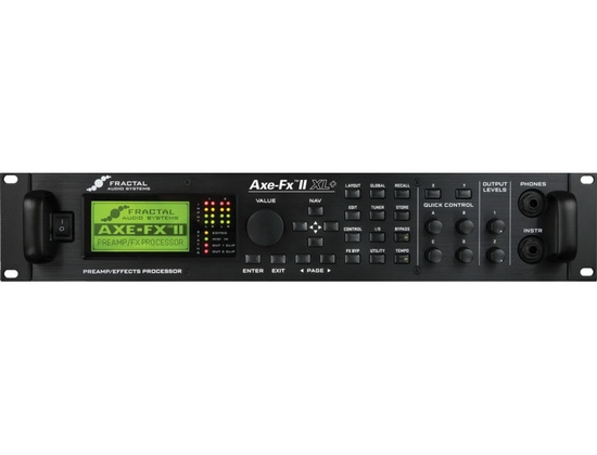 Fractal Audio Axe-Fx 2 XL+