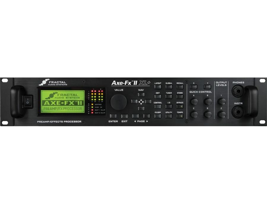 Fractal Audio Axe-Fx 2 XL+