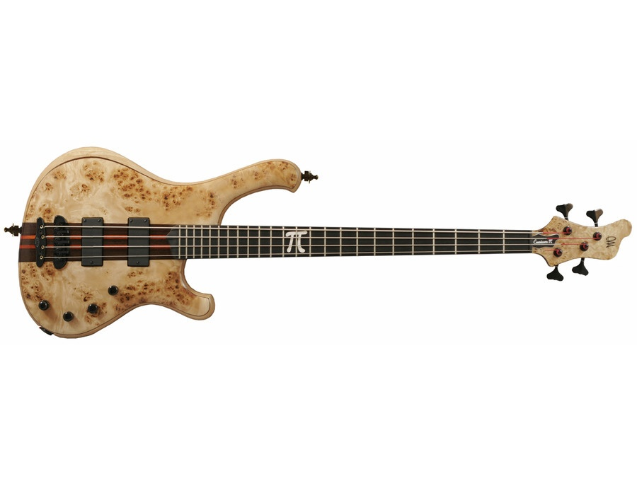 Mayones Wojtek Pilichowski Signature Custom Pi Electric Bass Guitar