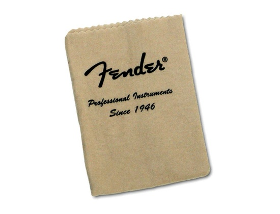 FENDER UNTREATED POLISH CLOTH