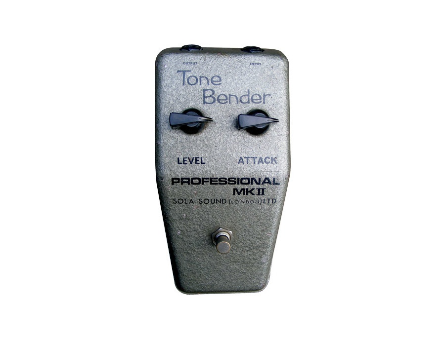 Sola sound tone bender professional mkii xl